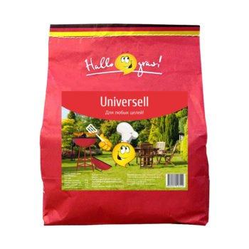 Купить универсальную травосмесь UNIVERSELL GRAS, 1 кг