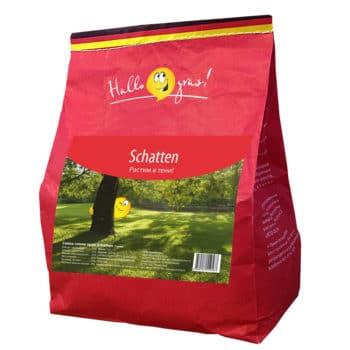 Теневыносливый газон SCHATTEN GRAS, 1 кг