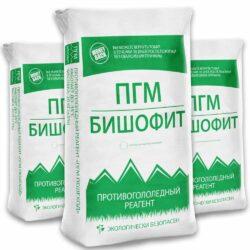 купить Противогололедный реагент ПГМ БИШОФИТ (Хлористый магний), 20кг