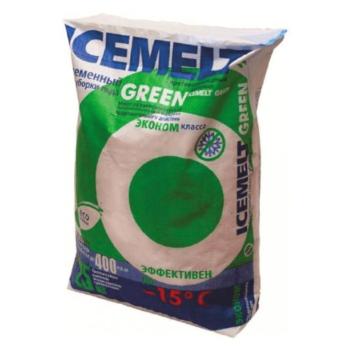 купить противогололедный реагент Icemelt Green, 25кг