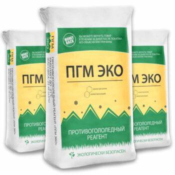 купить Противогололедный реагент ПГМ ЭКО, 25 кг