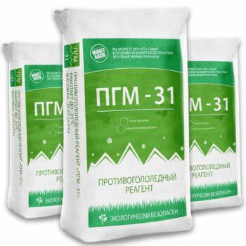 купить Противогололедный реагент ПГМ -31 (20 кг)